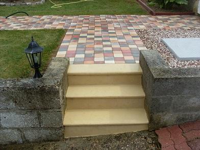 couvrir marche escalier