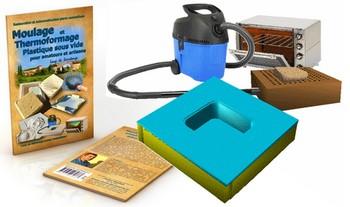 outils et technique thermoformage plastique sous vide. Black Bedroom Furniture Sets. Home Design Ideas