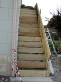 staircase restoration formworks